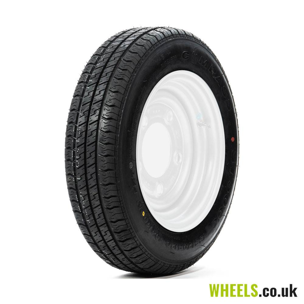 "12"" High Speed Trailer Tyres"