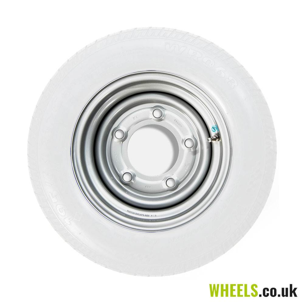 "12"" High Speed Trailer Wheels"