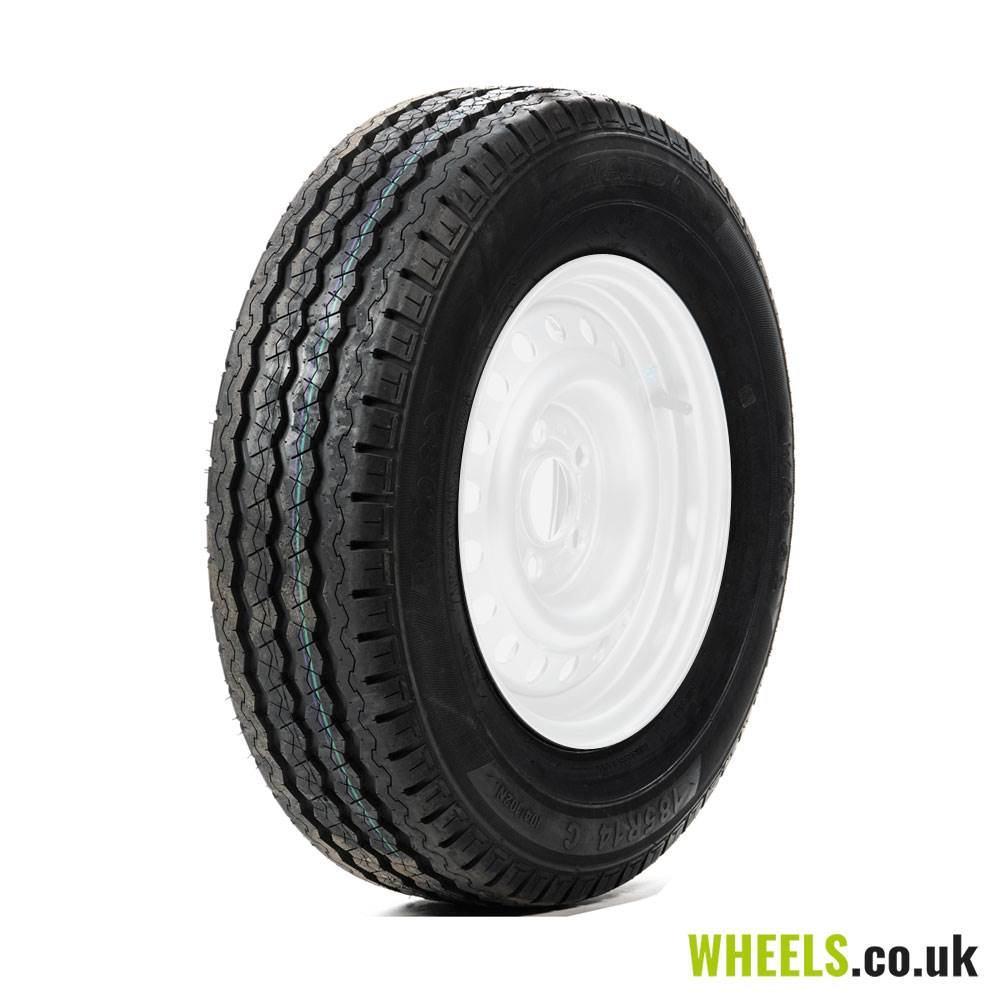 "14"" High Speed Trailer Tyres"
