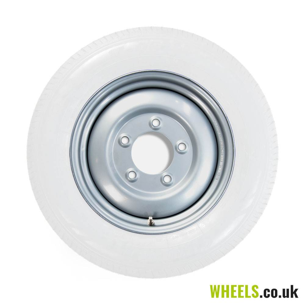 "16"" High Speed Trailer Wheels"