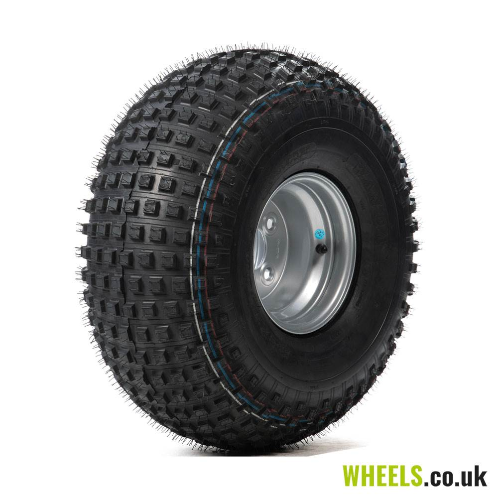 "8"" A.T.V. Trailer Tyre & Wheel Assemblies"