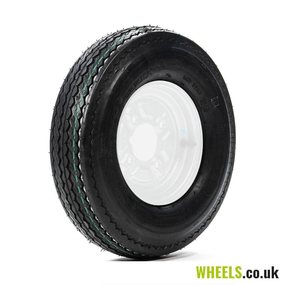 "8"" High Speed Trailer Tyres"