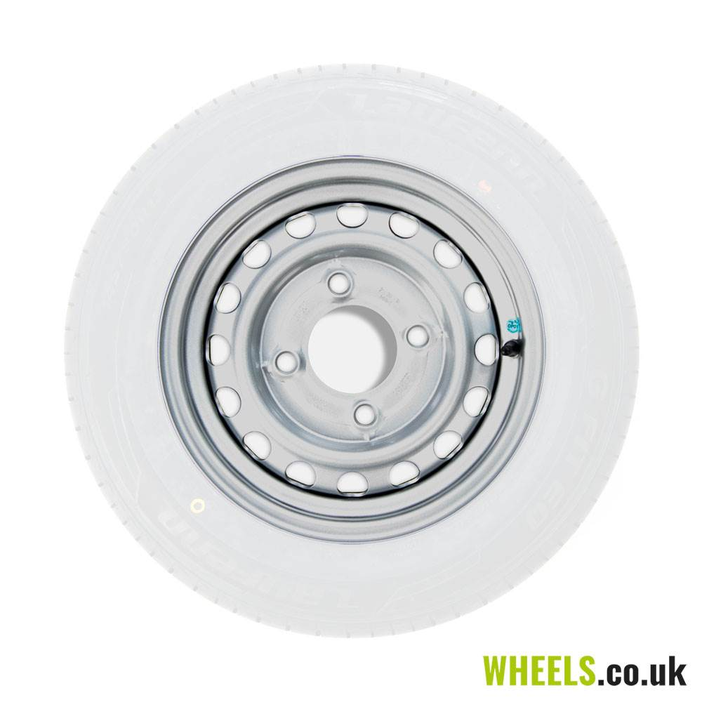 High Speed Trailer Wheels