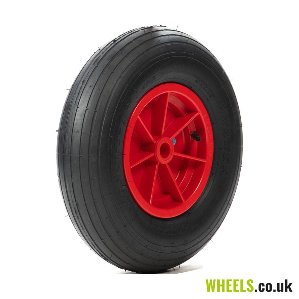 Wheel Barrow Tyre & Wheel Assemblies