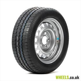 H / S Trailer Tyre & Wheel Assemblies