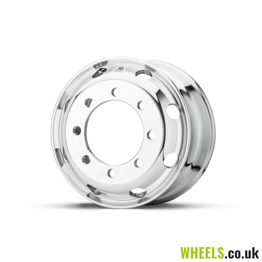 7.50x19.5 Brushed Wheel 8x24mm Stud 773470