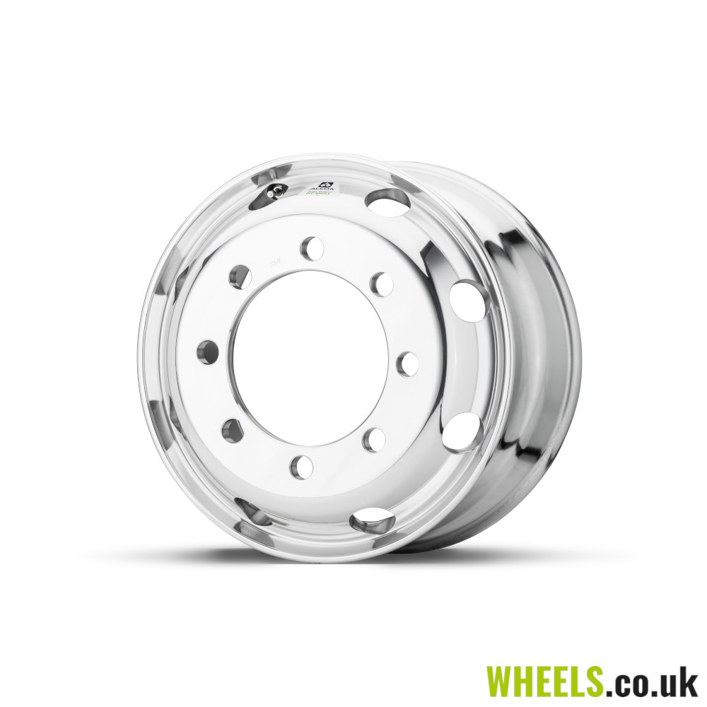 Alcoa® Brushed Wheels