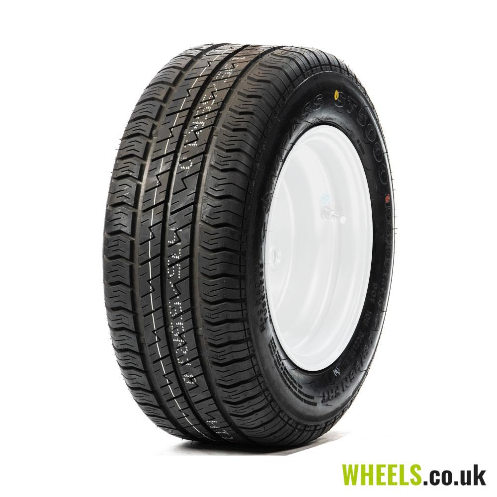 195/55R10 98/96N Compass ST5000 TL Tyre Only