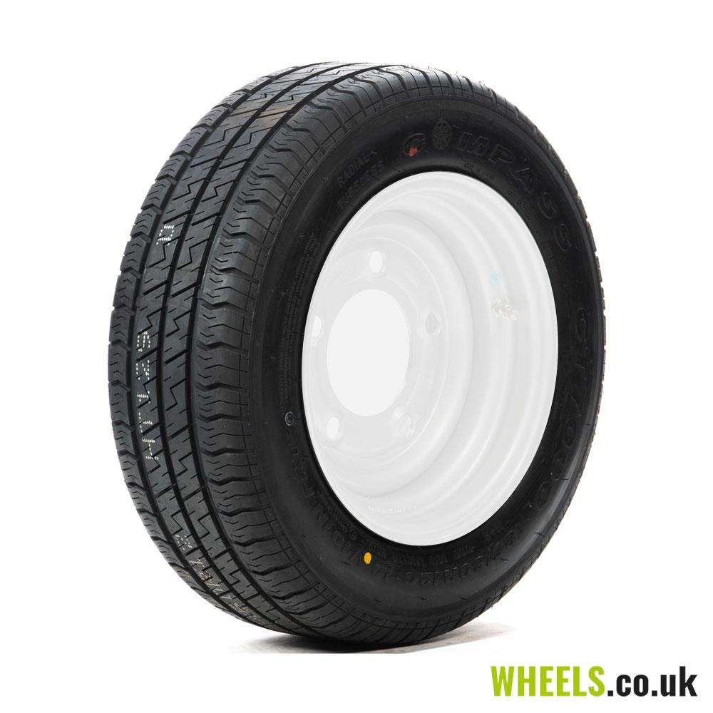 185/60R12 104/101N Compass CT7000 TL Tyre Only