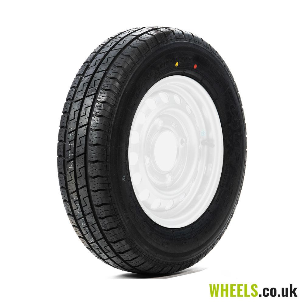 165R13 96/94N Compass CT7000 TL Tyre Only