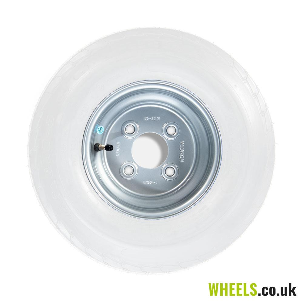 5.50x8 4 Stud, 100mm PCD Wheel Only